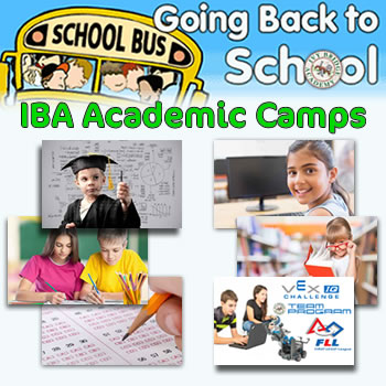 Back to School 2015 Academic Camps