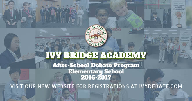 IBA After-School Debate Program ES