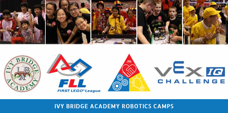 Robotics Camp 2015 Alpharetta