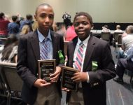 Joshua Reid & Hamilton White, 5th Place 2014 National Debate Tournament